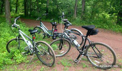 NJ Bike Trails