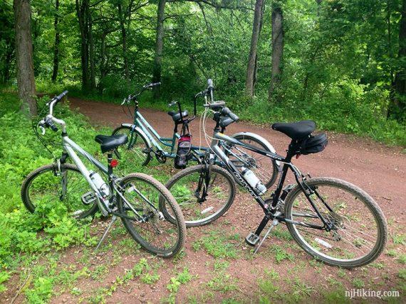 Nj Bike Trails Njhiking Com