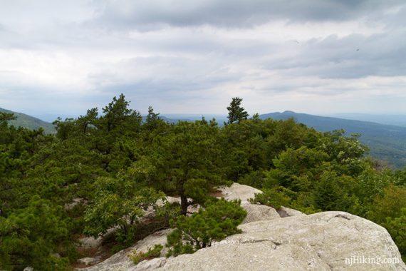 Millbrook Mountain views