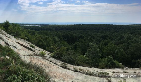 AT and Iris Trail in Summer | njHiking com