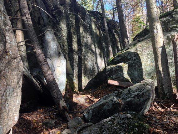 Valley of Boulders