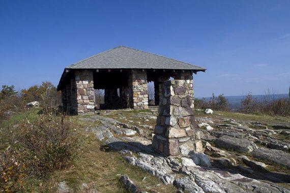 Sunrise Mountain pavilion