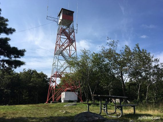 Culver Fire Tower