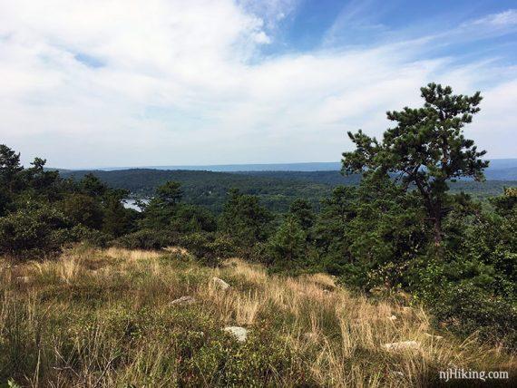 Culvers Gap view