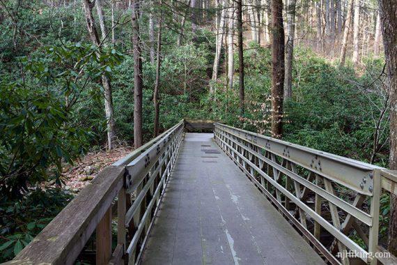 Accessible boardwalk