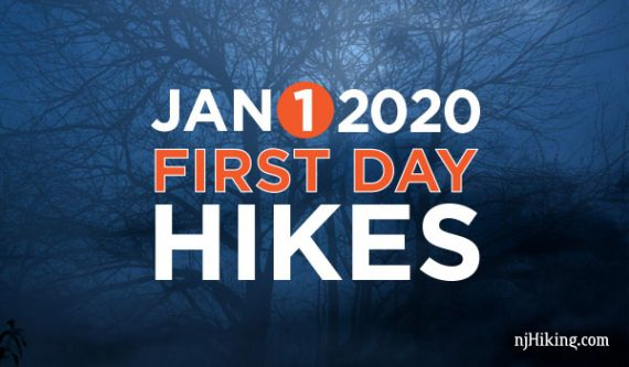 First Day Hikes 2020