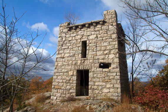 Van Slyke Water Tower