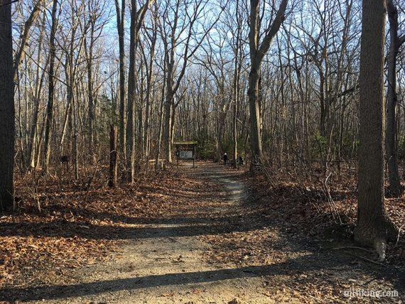 Laurel Ridge Trail