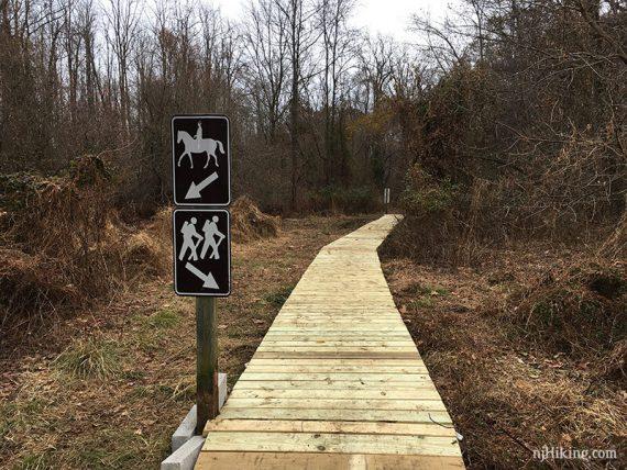Bayonet Farm RED trail
