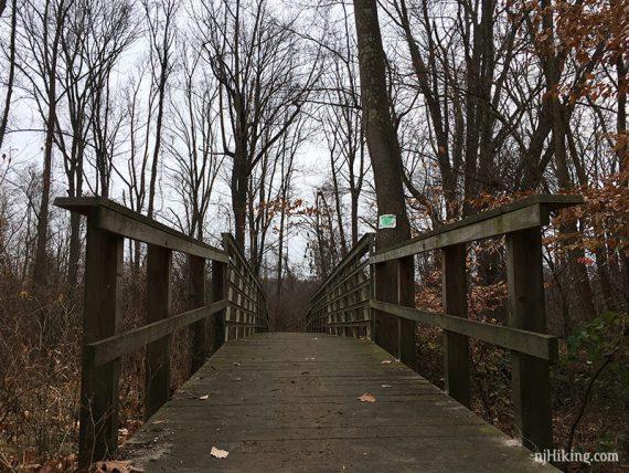 Bridge into Bayonet Farm