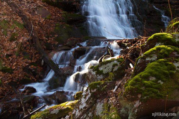 Laurel Falls, lower.