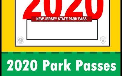 New Jersey Park Pass 2020