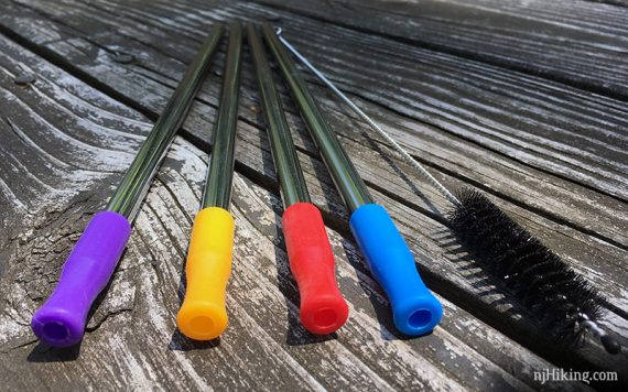 Ecovessel straws