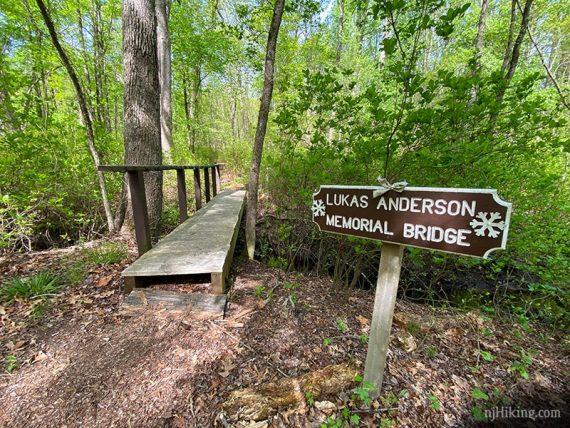Lukas Anderson Memorial Bridge