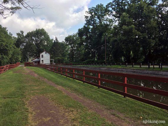 Lock 22 at Theodore Roosevelt Rec Area