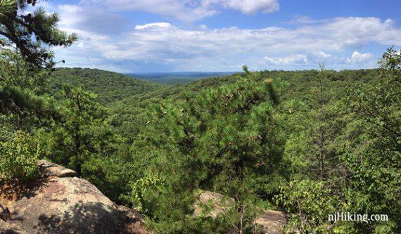 Harriman - Seven Hills Viewpoint