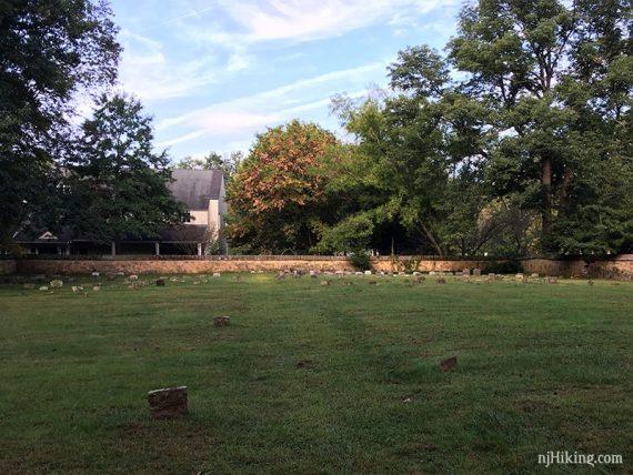 Cemetery near Friends Meeting House
