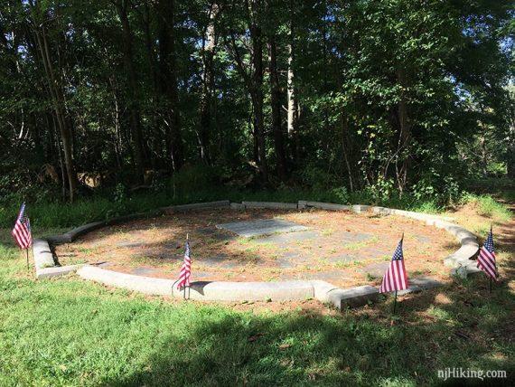 Grave marker memorial