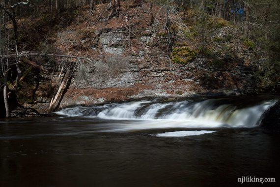 Upper Falls overlook