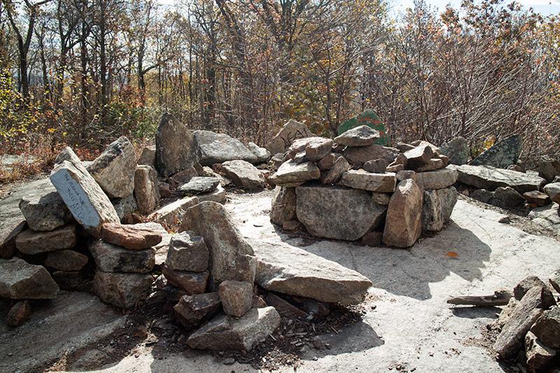 Torne Mountain Osio Rock Njhiking Com