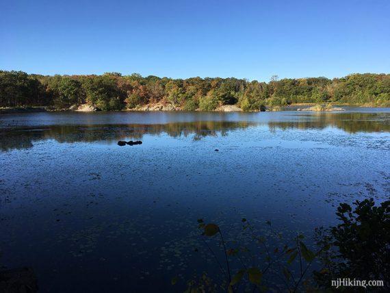 View of Butler Reservoir