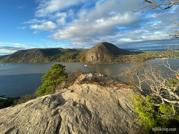 View of Storm King from Breakneck Ridge