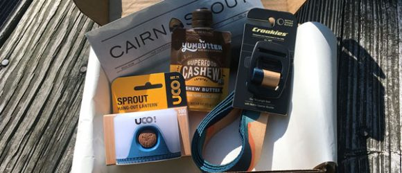 Cairn Box October 2019