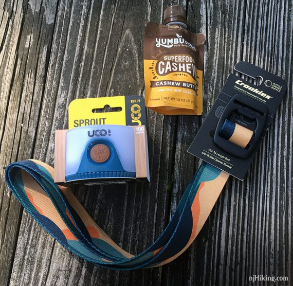 Contents of the October 2019 Cairn Box