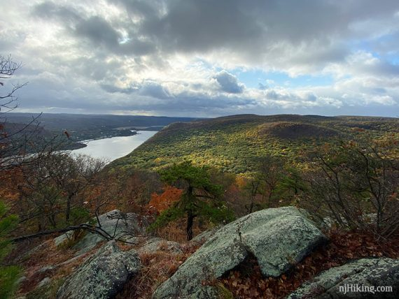View from Storm King