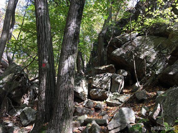 Torne trail minor scramble