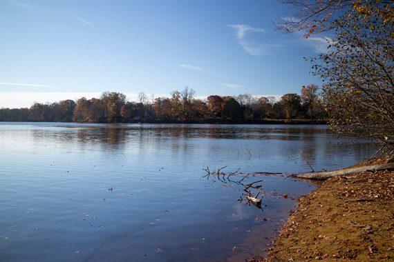 Swimming Lake Reservoir