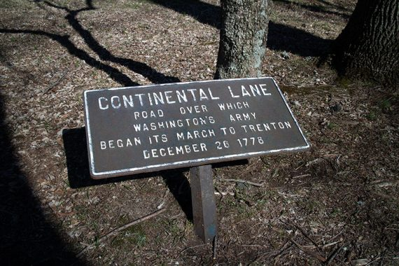 Continental Trail