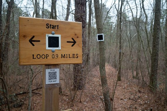 Black trail loop