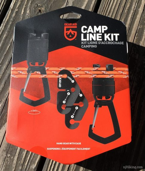 Camp Line Kit box