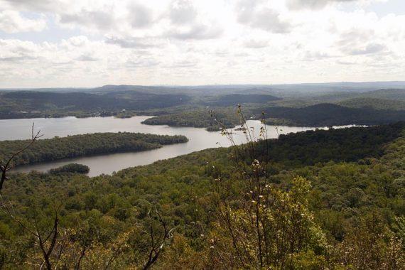 View from Wyanokie High Point
