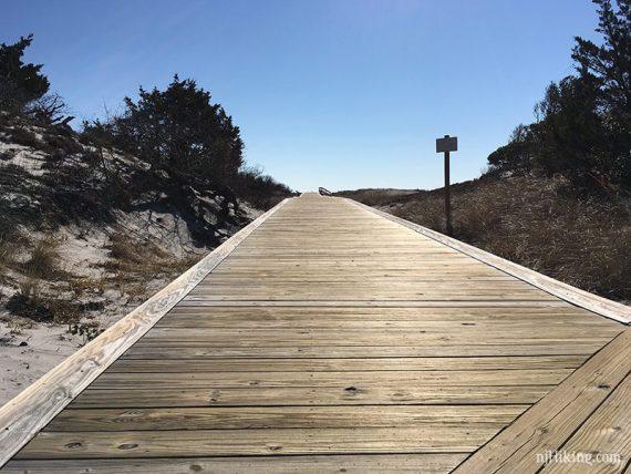 Fisherman's Walkway Trail, to ocean