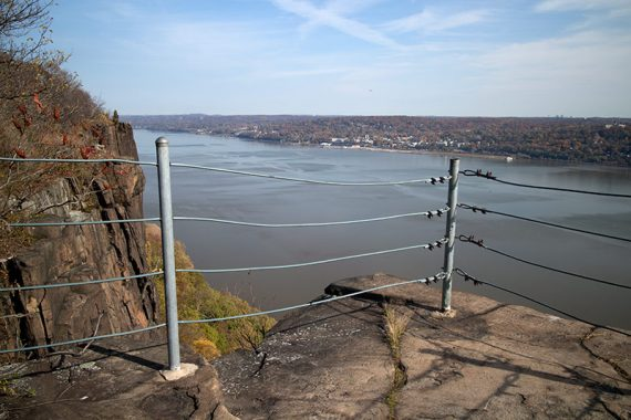 Fenced viewpoint