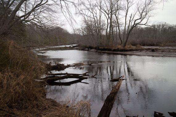 Rancocas Creek from ORANGE