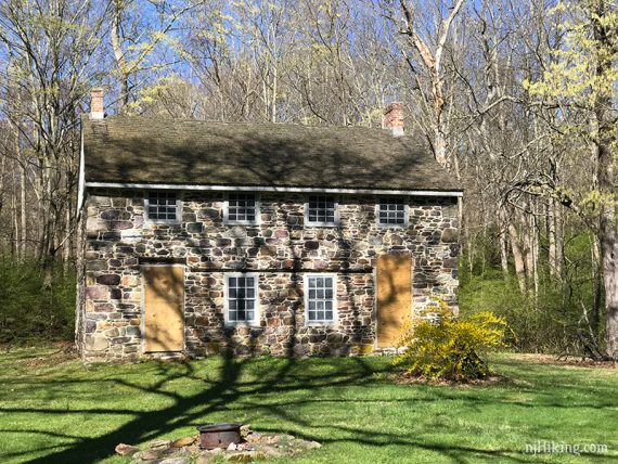 Stone Double House
