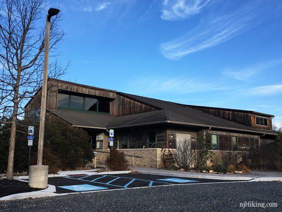 NJ Audubon building