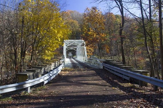 Bridge over Deep Creek