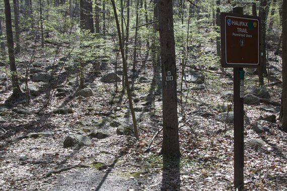 Halifax Trail.