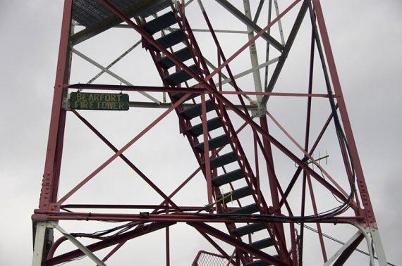 Bearfort Fire Tower