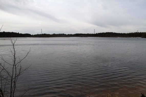 Mill Pond Reservoir