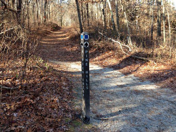 Pine Hills Trail