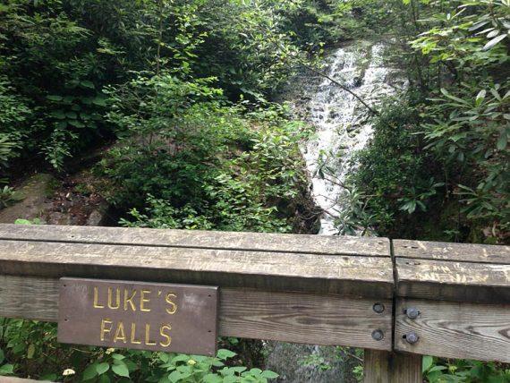 Luke's Falls