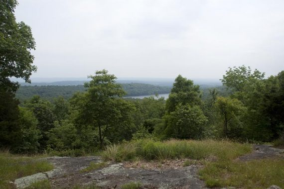 View of Lake Valhalla