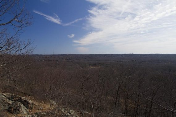 View from Mountain Trail
