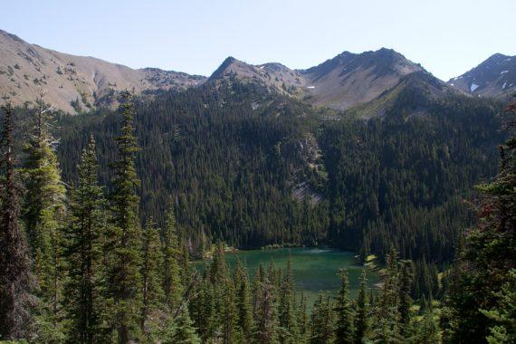 Approaching Grand Lake