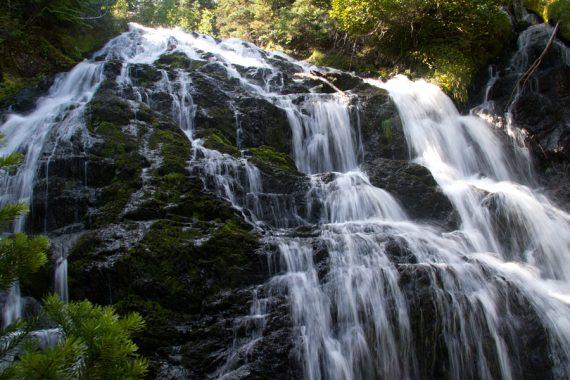 Waterfall near Grand Lake